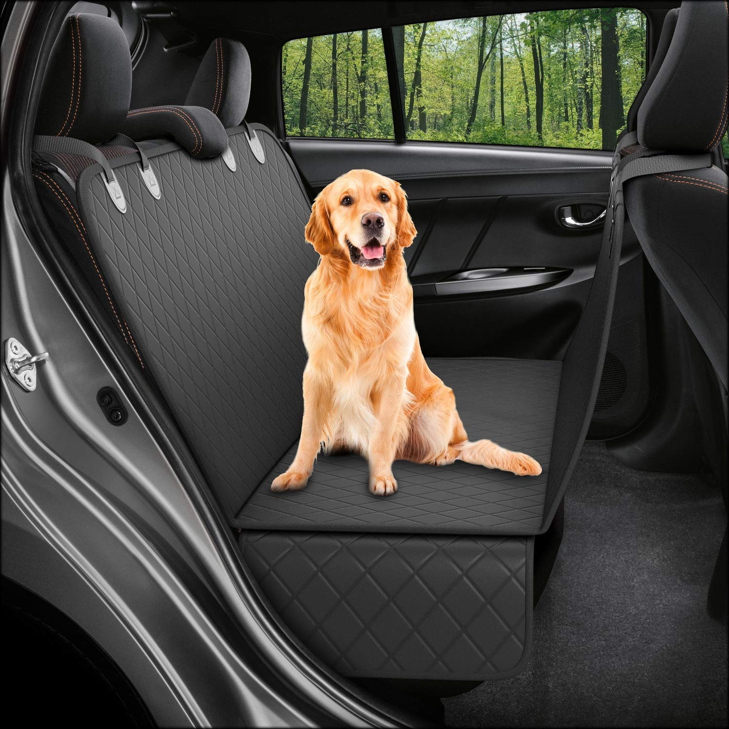 Active Pets Car Seat Cover for Dogs
