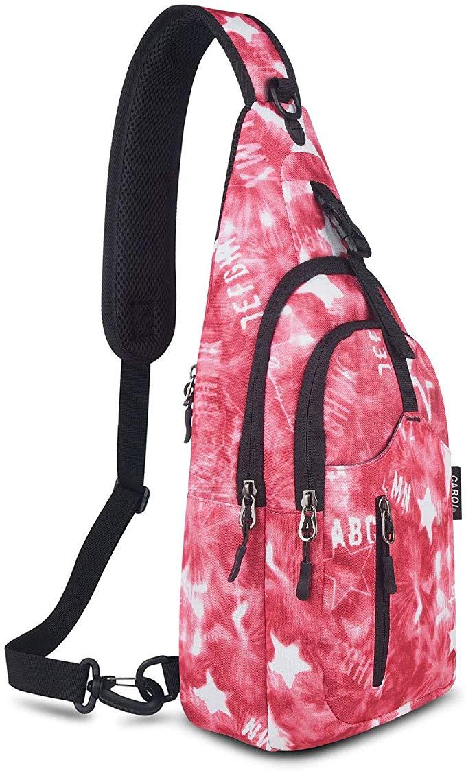 CARQI Sling Bag and Shoulder Backpack