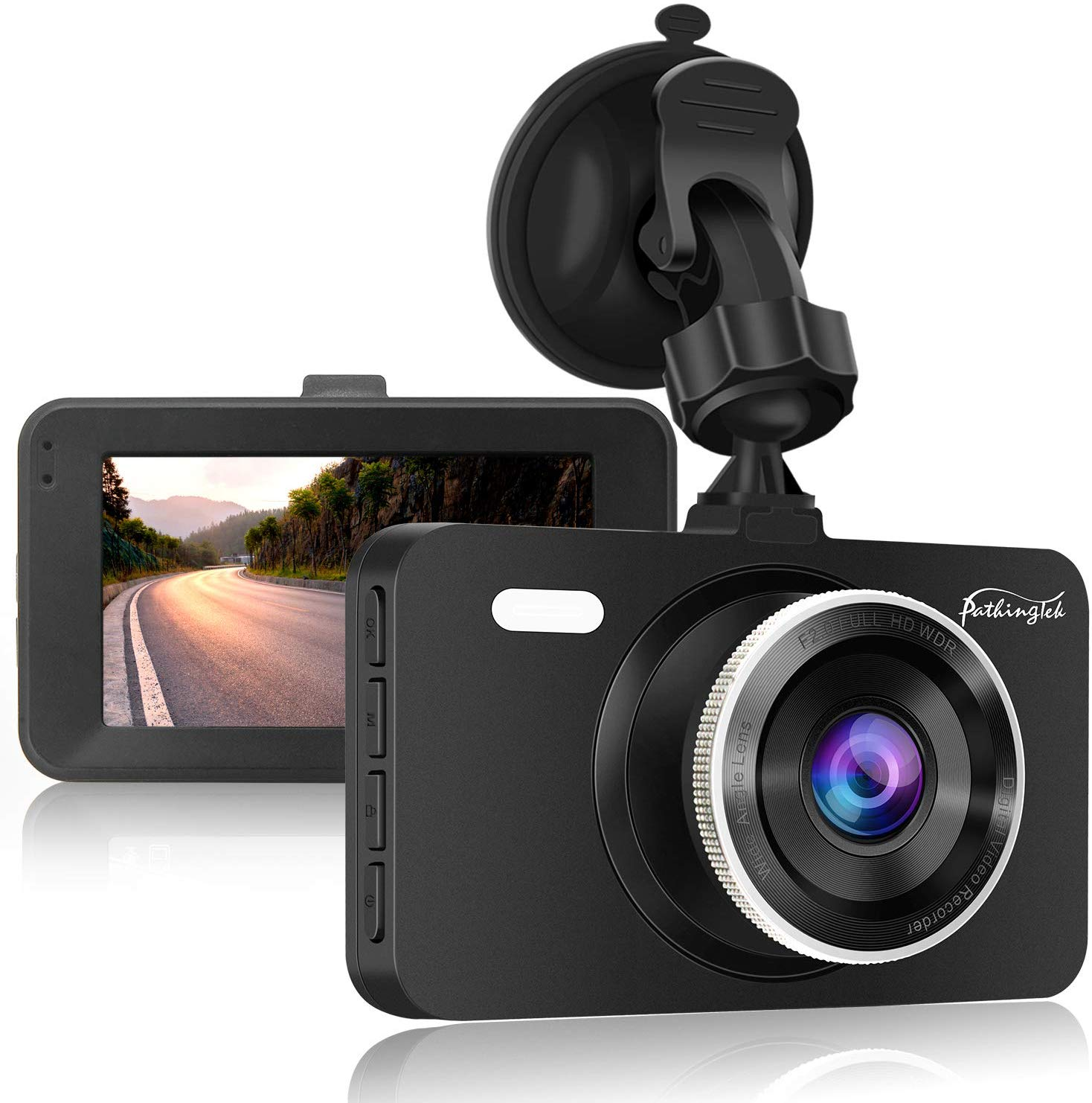 Dash Cam 1080P DVR Dashboard Camera