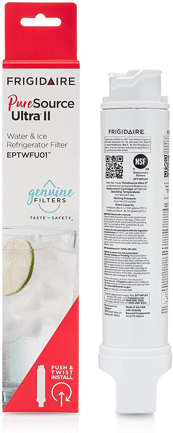 Frigidaire EPTWFU01 Water Filtration Filter