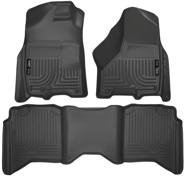 Husky Liners Front & 2nd Seat Floor Mats