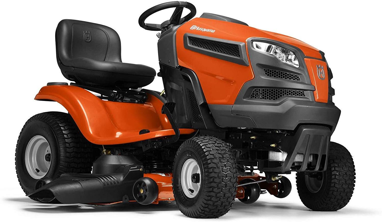 Husqvarna YTH22V46 46 Inch 22 HP Briggs & Stratton Hydrostatic Riding Mower
