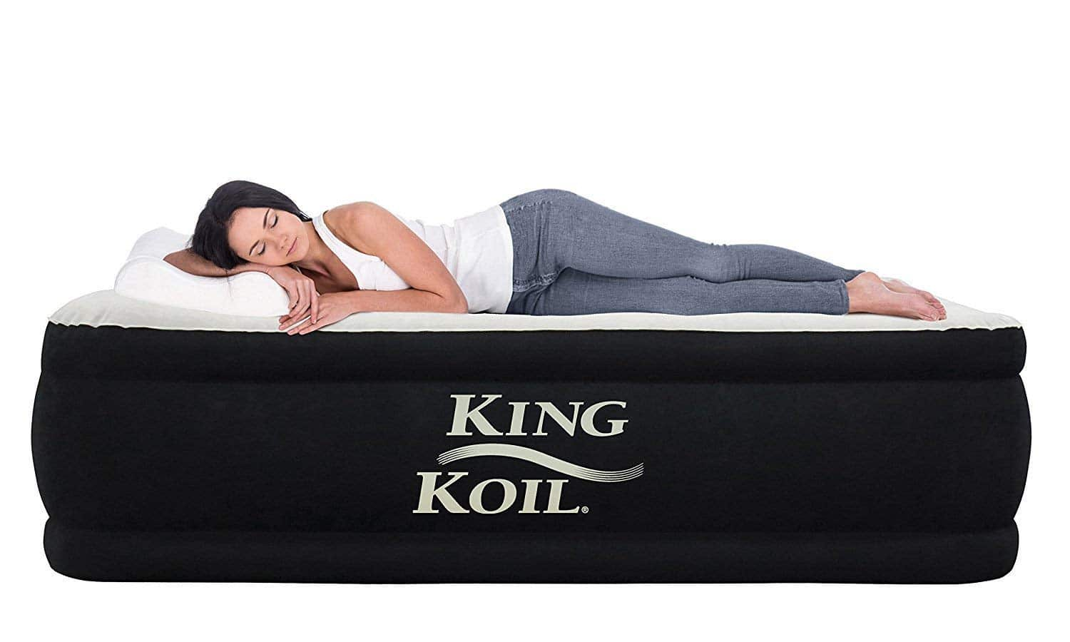 King Koil Twin Air Mattress