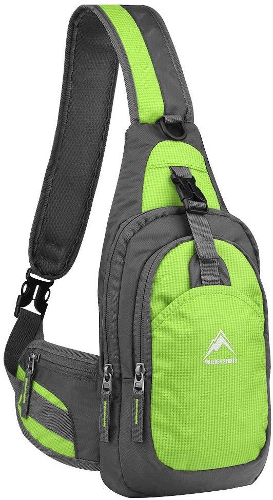 MALEDEN Sling Bag, Shoulder Backpack, and Chest Pack Cross-body Daypack
