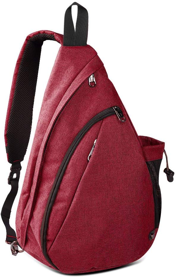OutdoorMaster Sling Bag and Cross-body Backpack