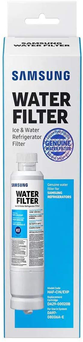 Samsung Da29-00020b-1P Water Filter 1 Pack