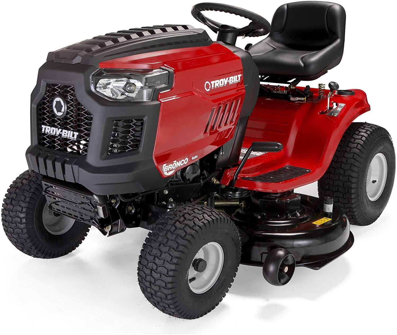 Troy-Built 540cc Briggs & Stratton Intek Automatic 46-Inch Riding Lawnmower