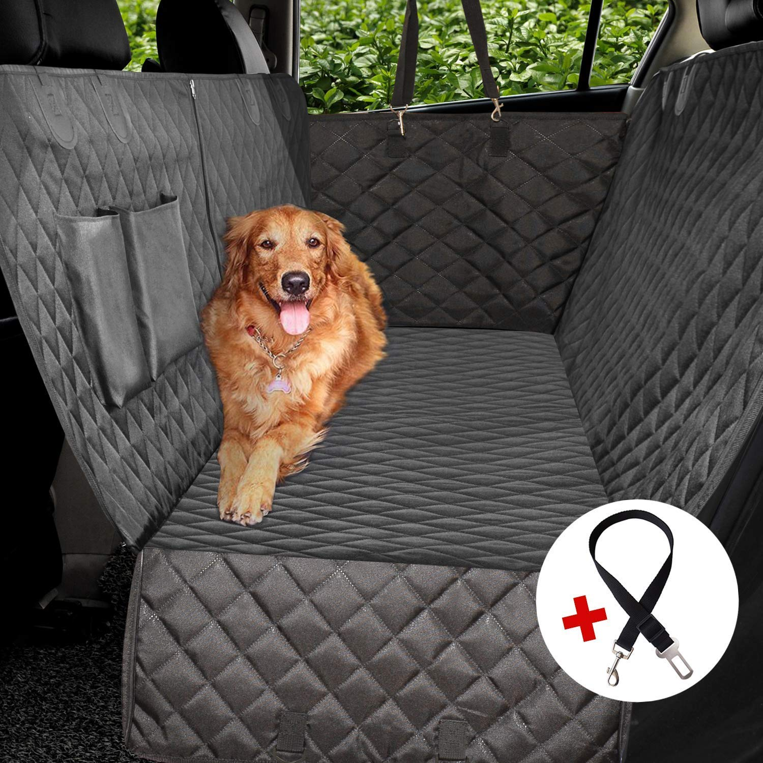 Vailge Car Seat Cover for Dogs