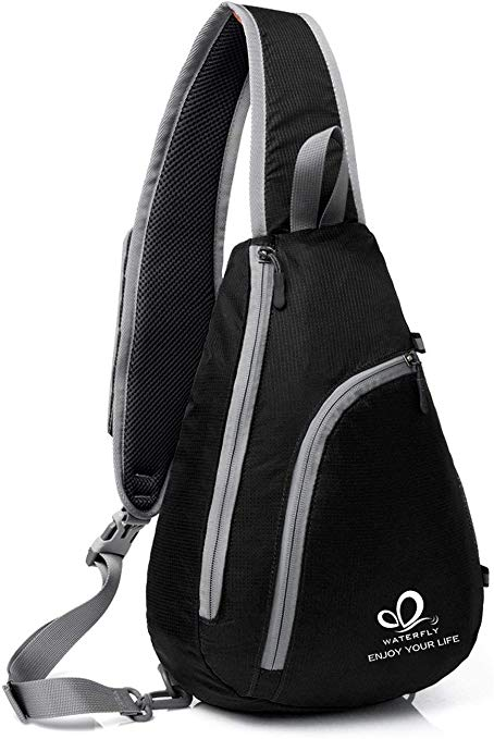 Waterfly Chest Sling and Shoulder Backpack