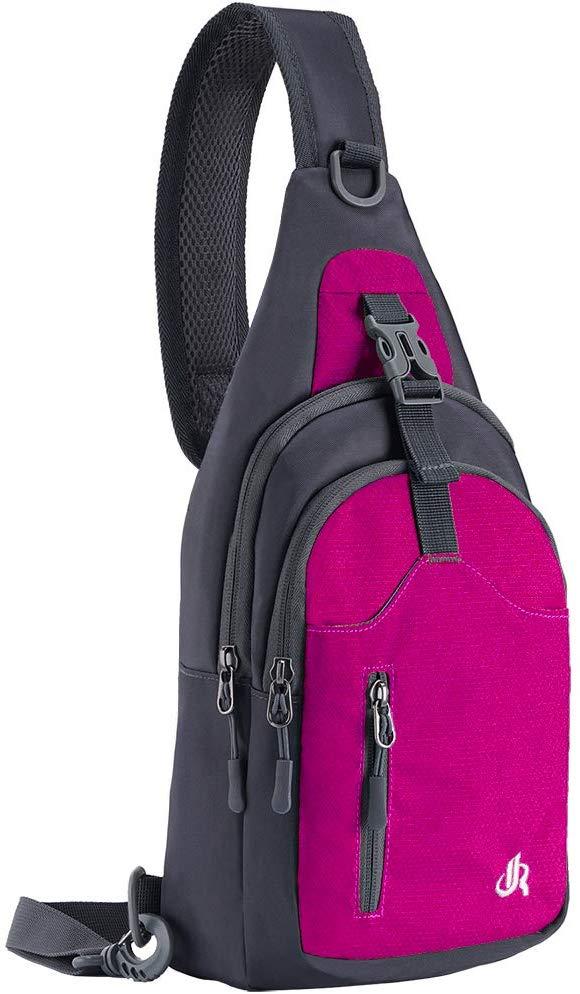 Y&R Direct Sling Bag, Backpack, and Shoulder Chest Cross-body Bag Purse