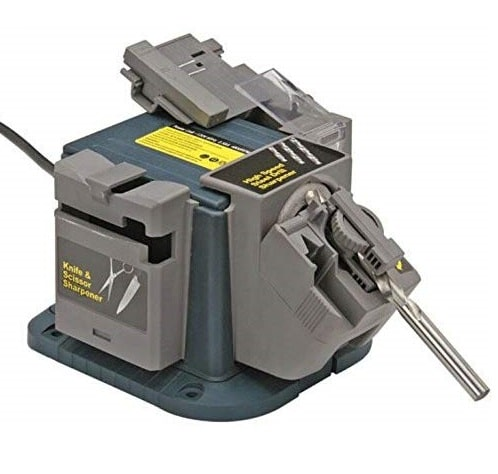 10.Multipurpose Sharpener for Drill Bits, Chisels, Planer Blades, Scissors and Knives Electric Power Tool