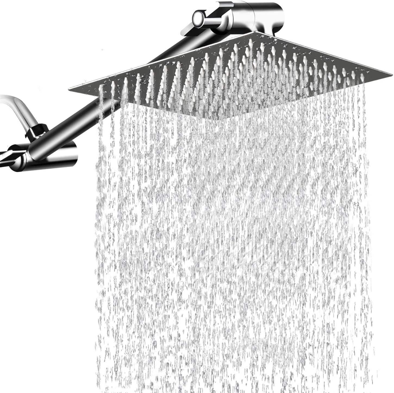 12 Inches Square Rain Shower head