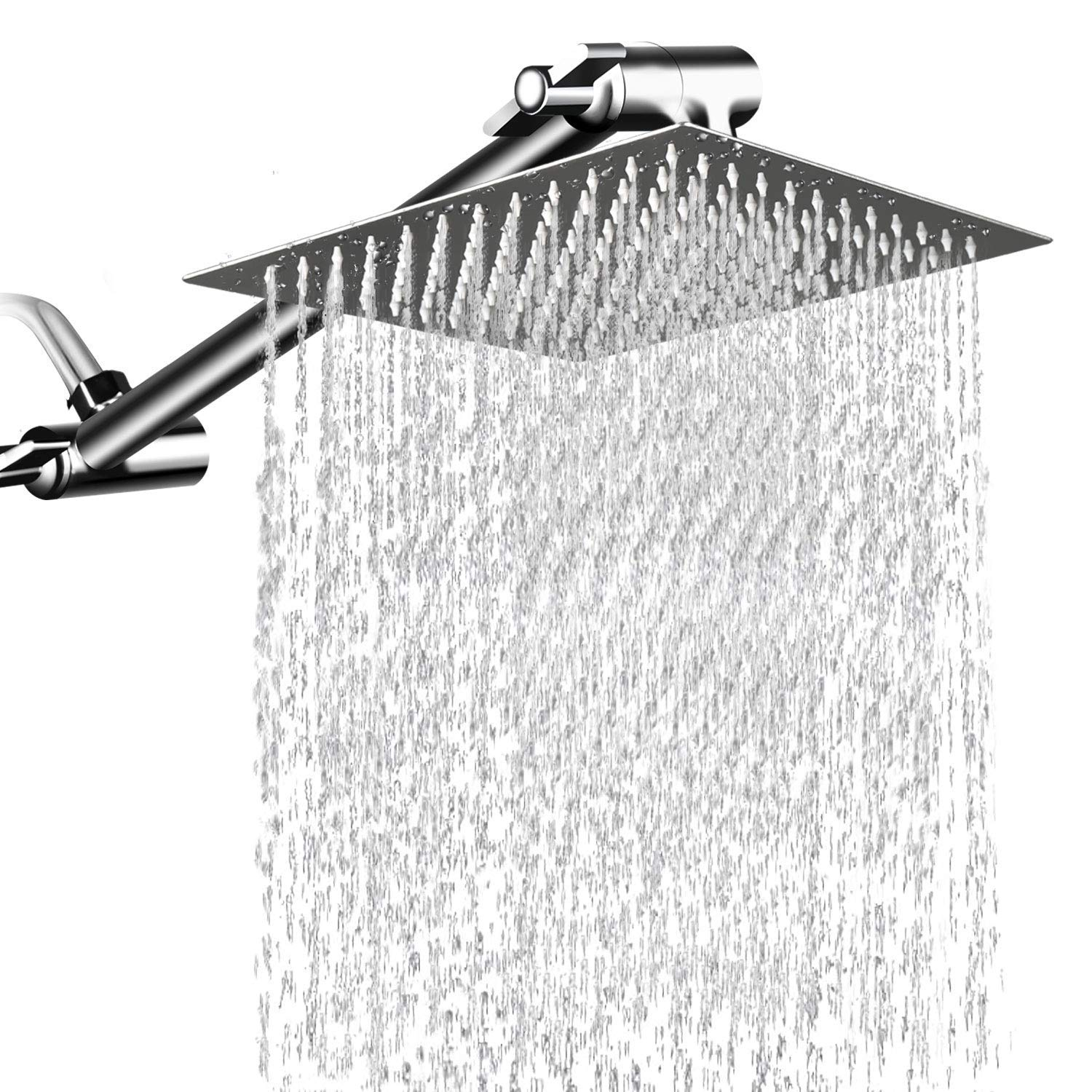 12 Inches Square Rain Showerhead
