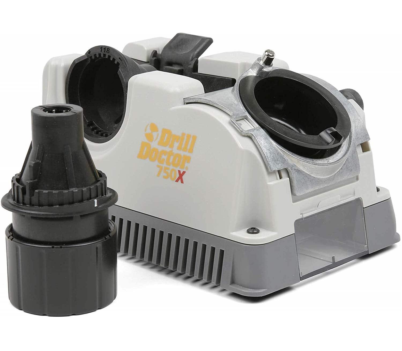 2.Drill Doctor 750X Drill Bit Sharpener
