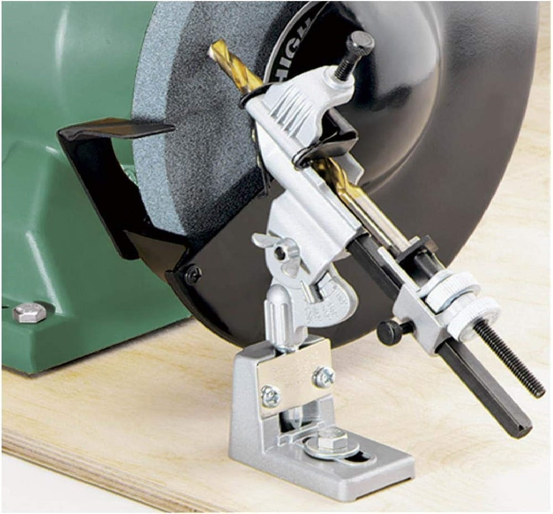 5.Grizzly Industrial G1081 - Drill Bit Sharpener