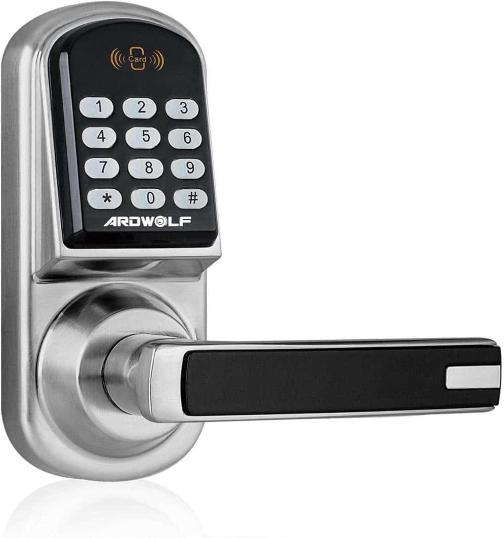 ARDWOLF Keyless Smart Door Lock Keypad.