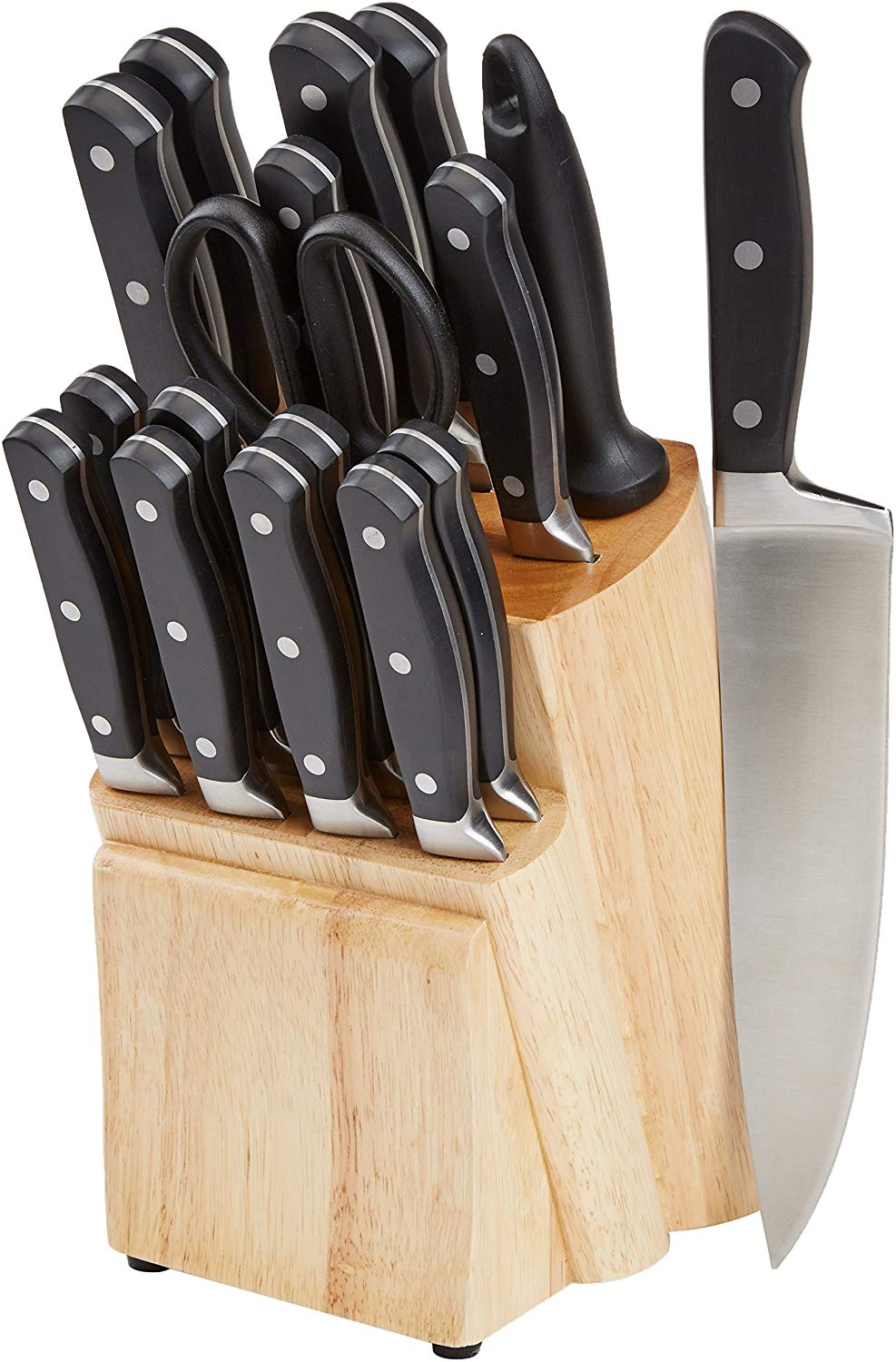 AmazonBasics Premium 18-Piece set