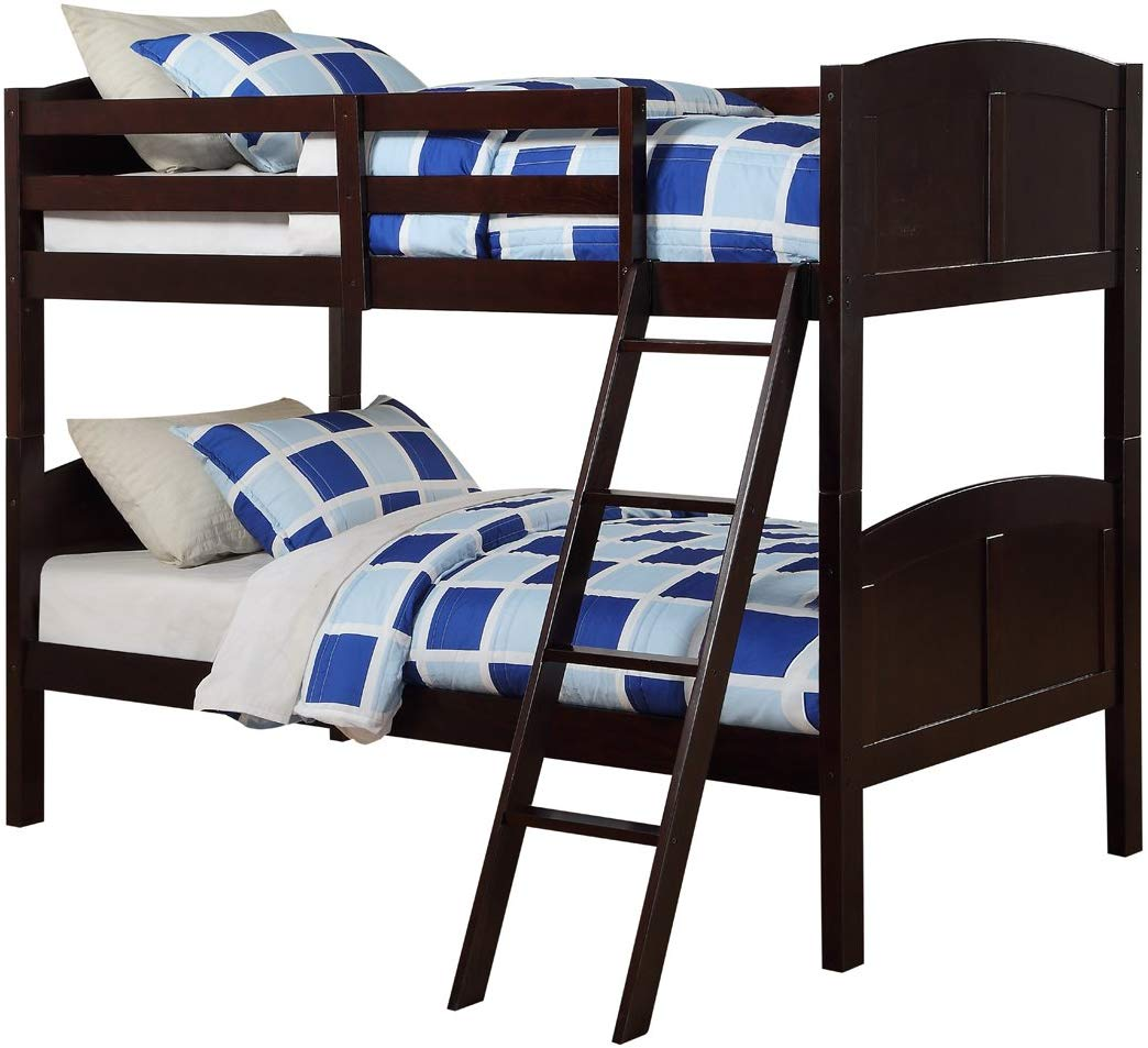 Angel Line Creston Twin-over-Twin Bunk Bed