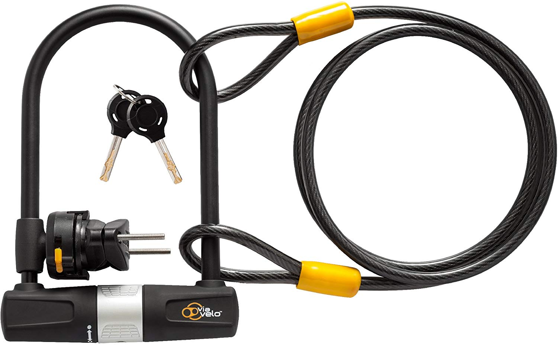 Bike U Lock System