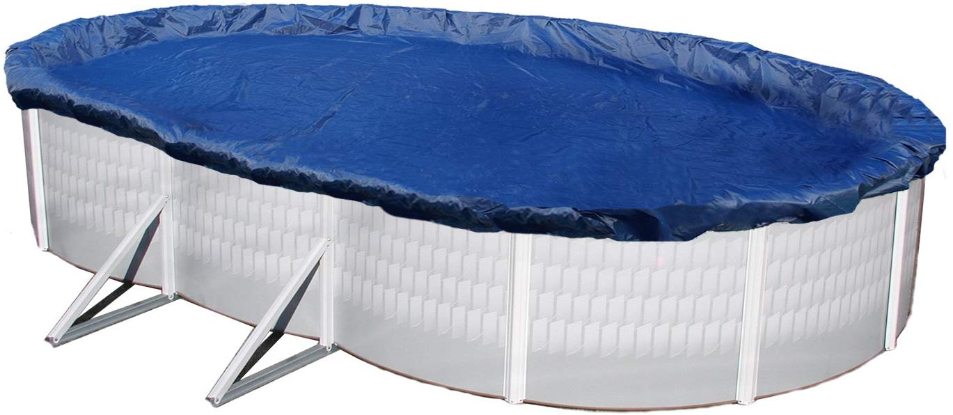Blue Wave Gold 32-ft Above ground pool cover