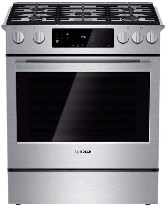 Bosch HGI8054UC 800 30-inch range