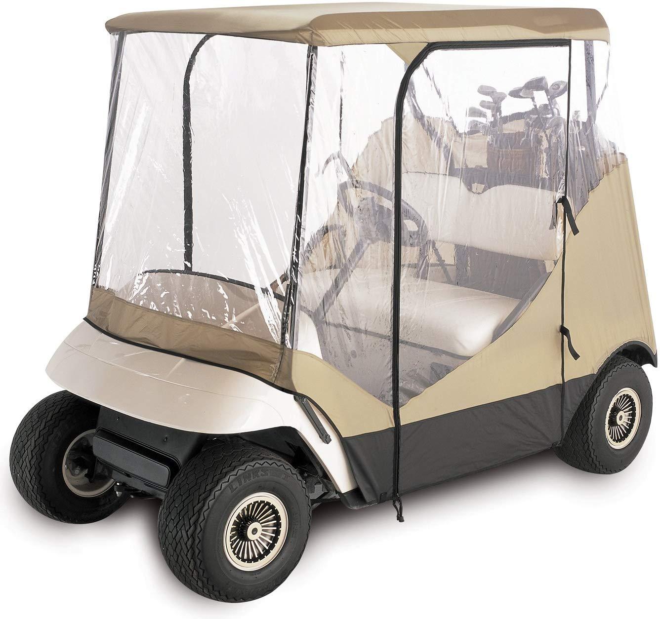 Classic Accessories Fairway Golf Cart Enclosure