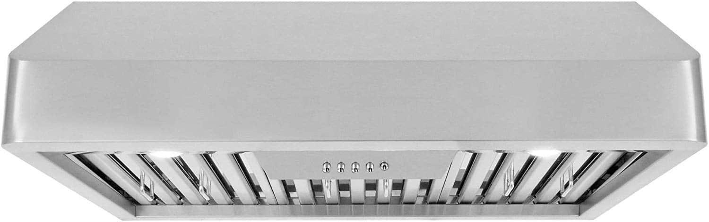 Cosmo QB75 Under Cabinet Range Hood
