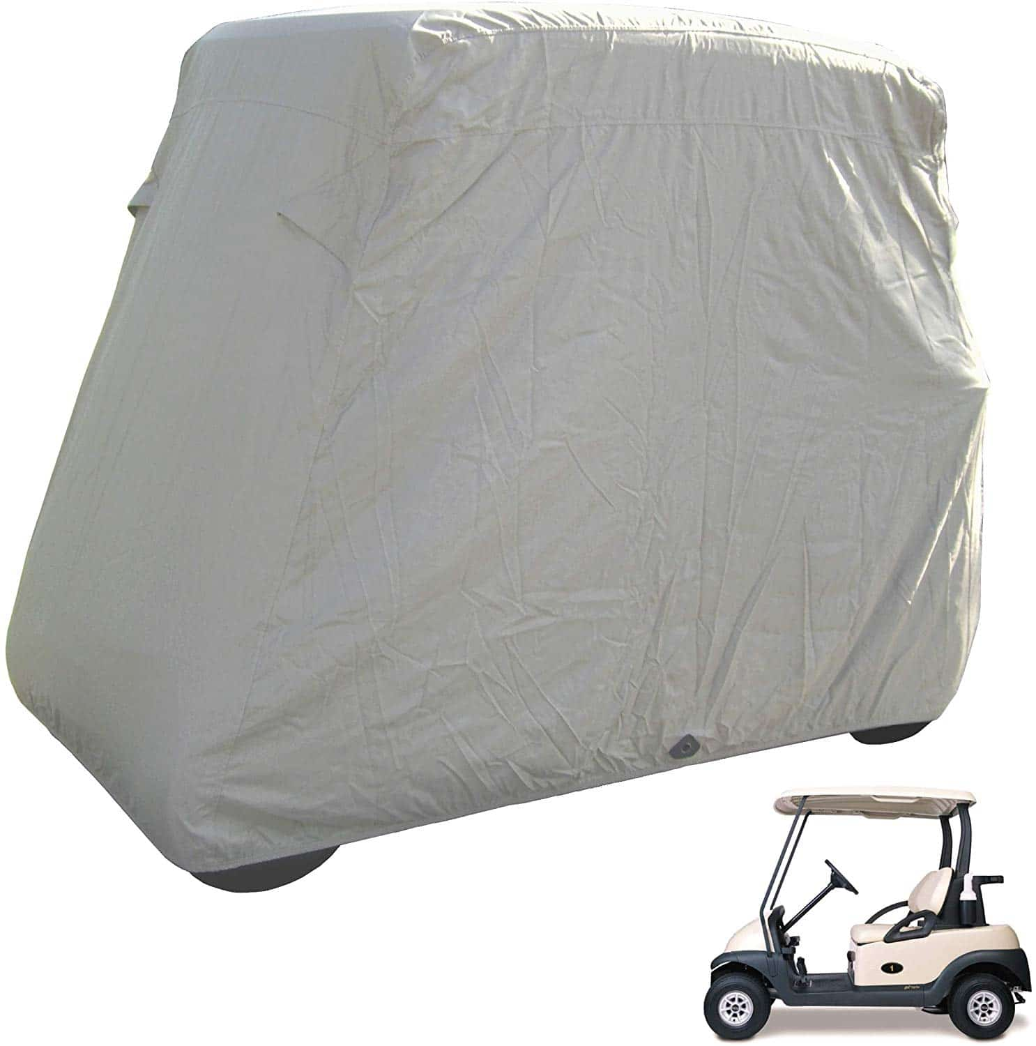 Deluxe 2-Seater Golf Cart Cover