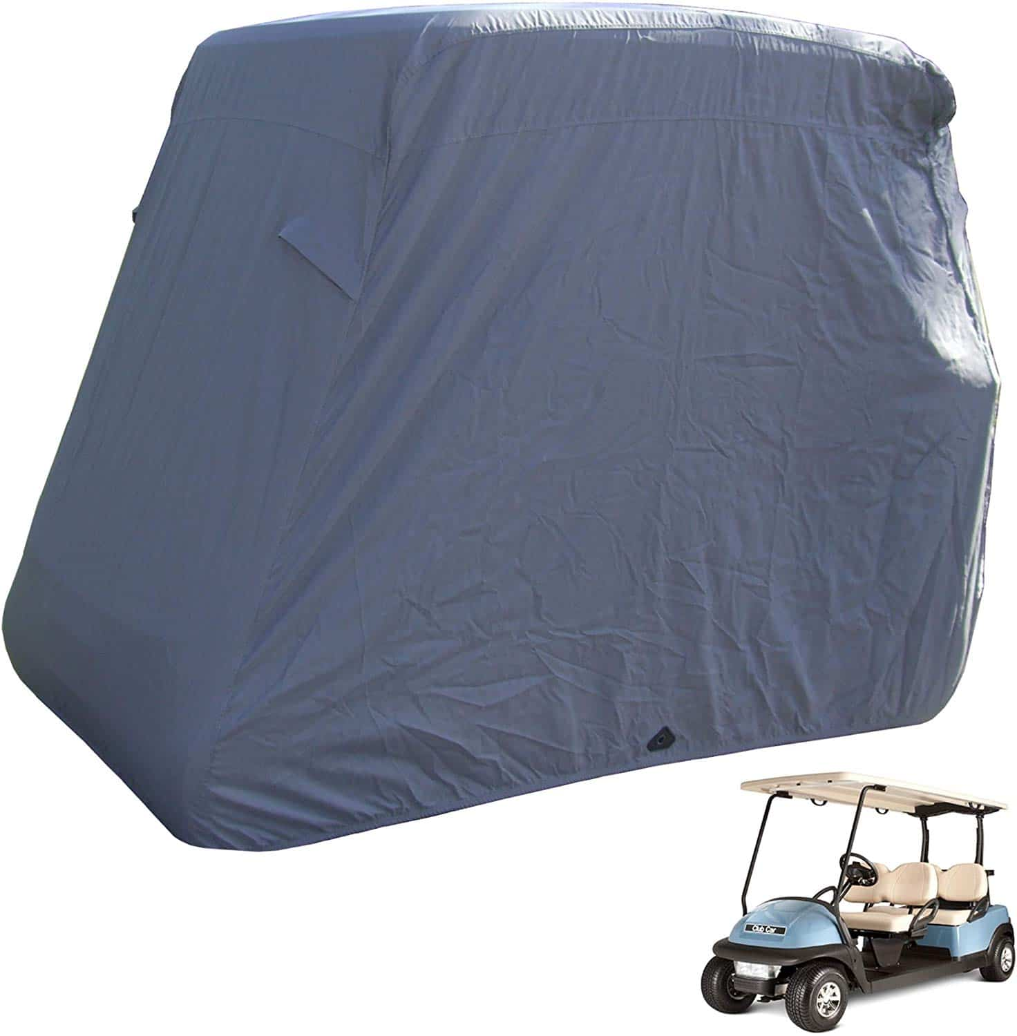 Deluxe 4 Seater Golf Cart Cover
