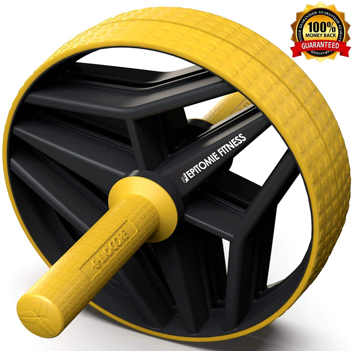 Epitome fitness AB roller wheel