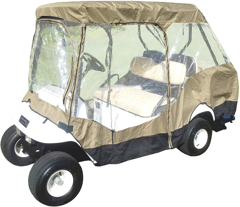 Formosa Covers Premium Tight-Weave Golf Cart