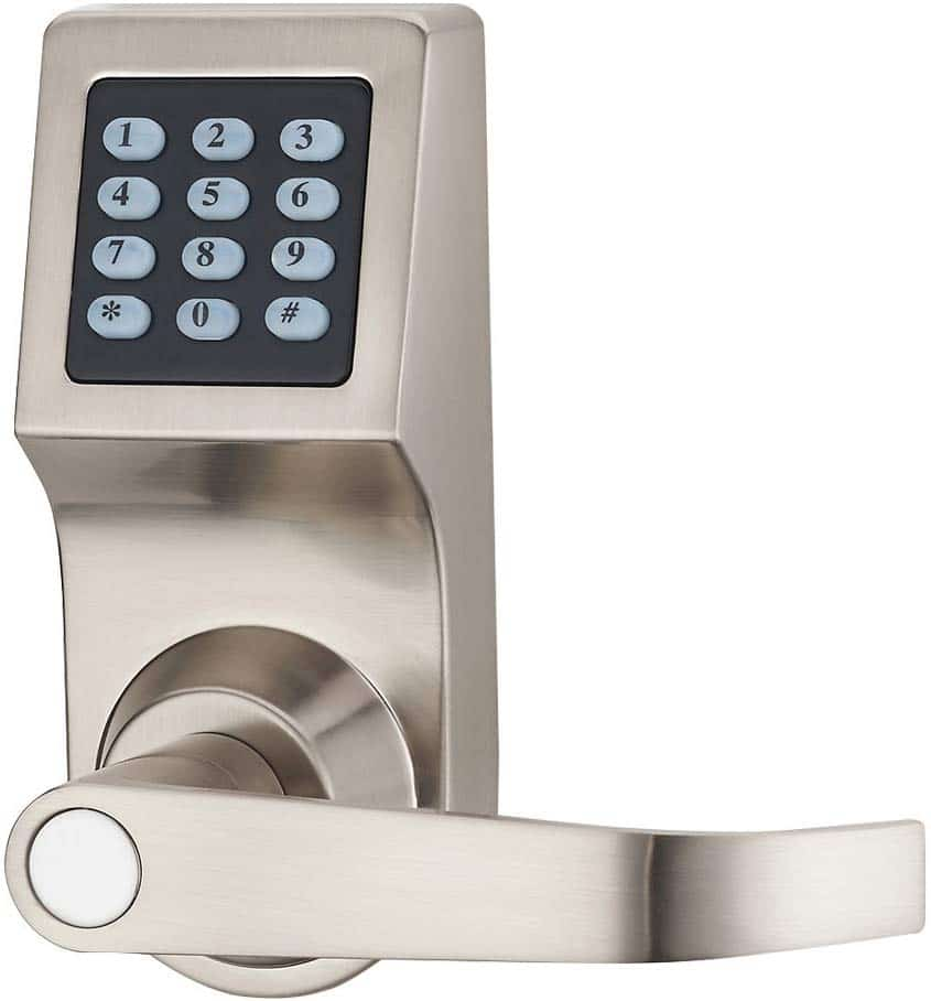 HENYIN Digital Door Lock.