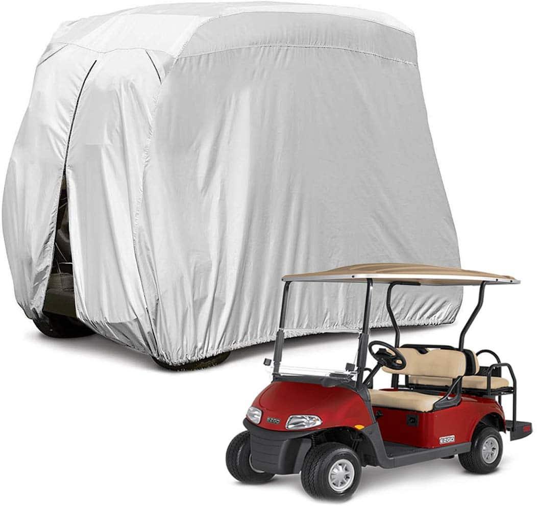 Himal 4 Passenger 400D Cart Cover