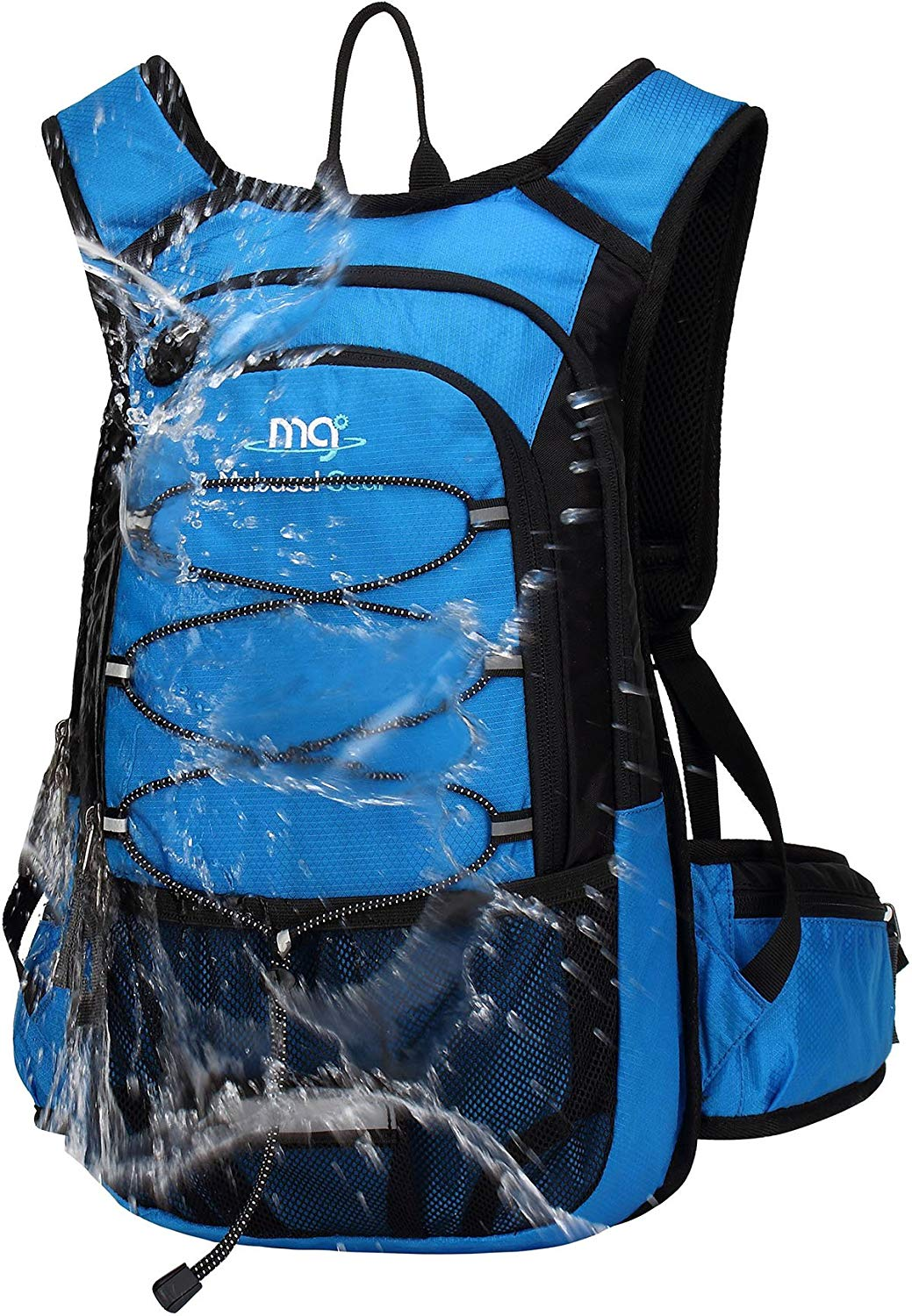 Mubasel Gear Insulated Hydration Backpack Pack with 2L BPA Free Bladder