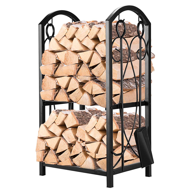 Pinty Firewood Racks