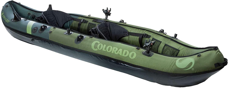 Sevylor Colman 2 Person Fishing Kayak
