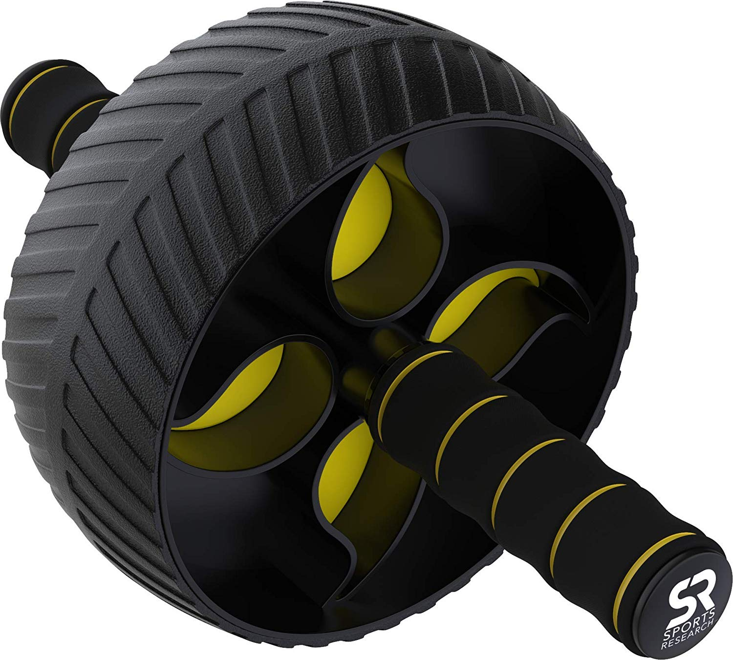 Sports Research Ab Wheel- Sweet Sweat