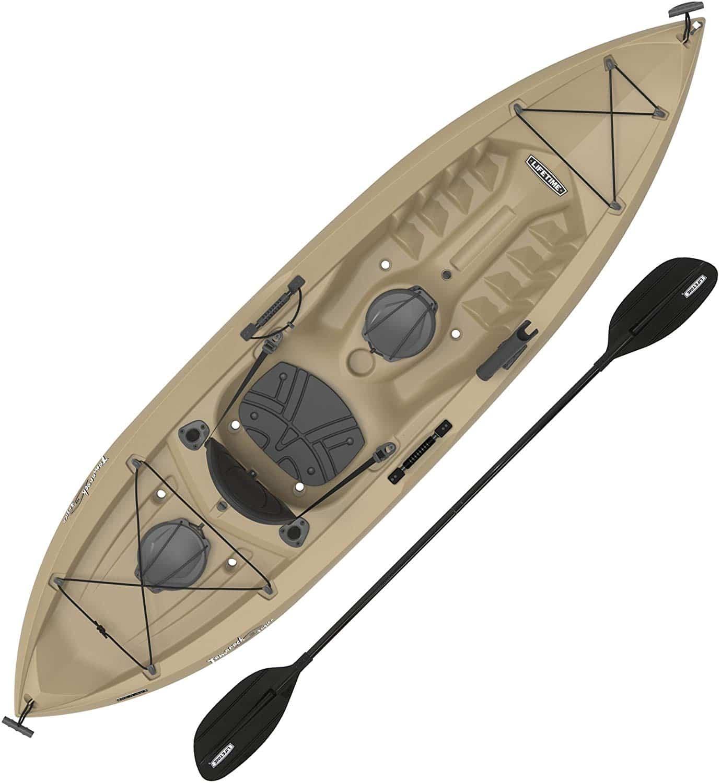 Tamarack Angler With Paddle