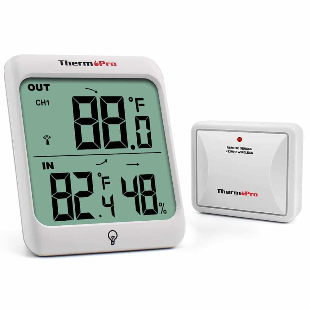 ThermoPro TP63 Digital Wireless Hygrometer