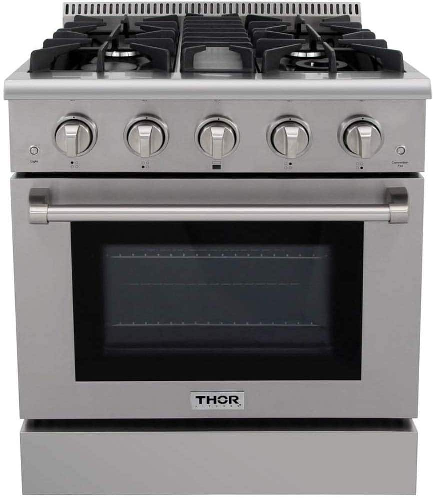 Thor Kitchen HRG3080U Freestanding range