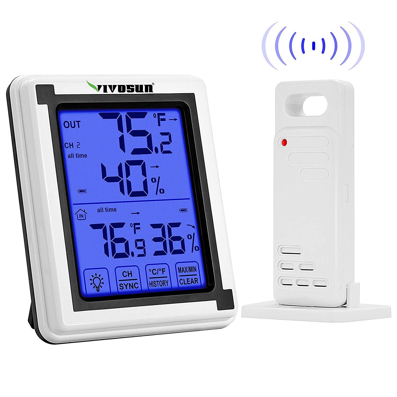 VIVOSUN Digital Hygrometer
