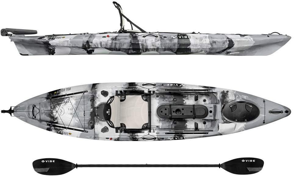 Vibe Sea Ghost Angler Kayak