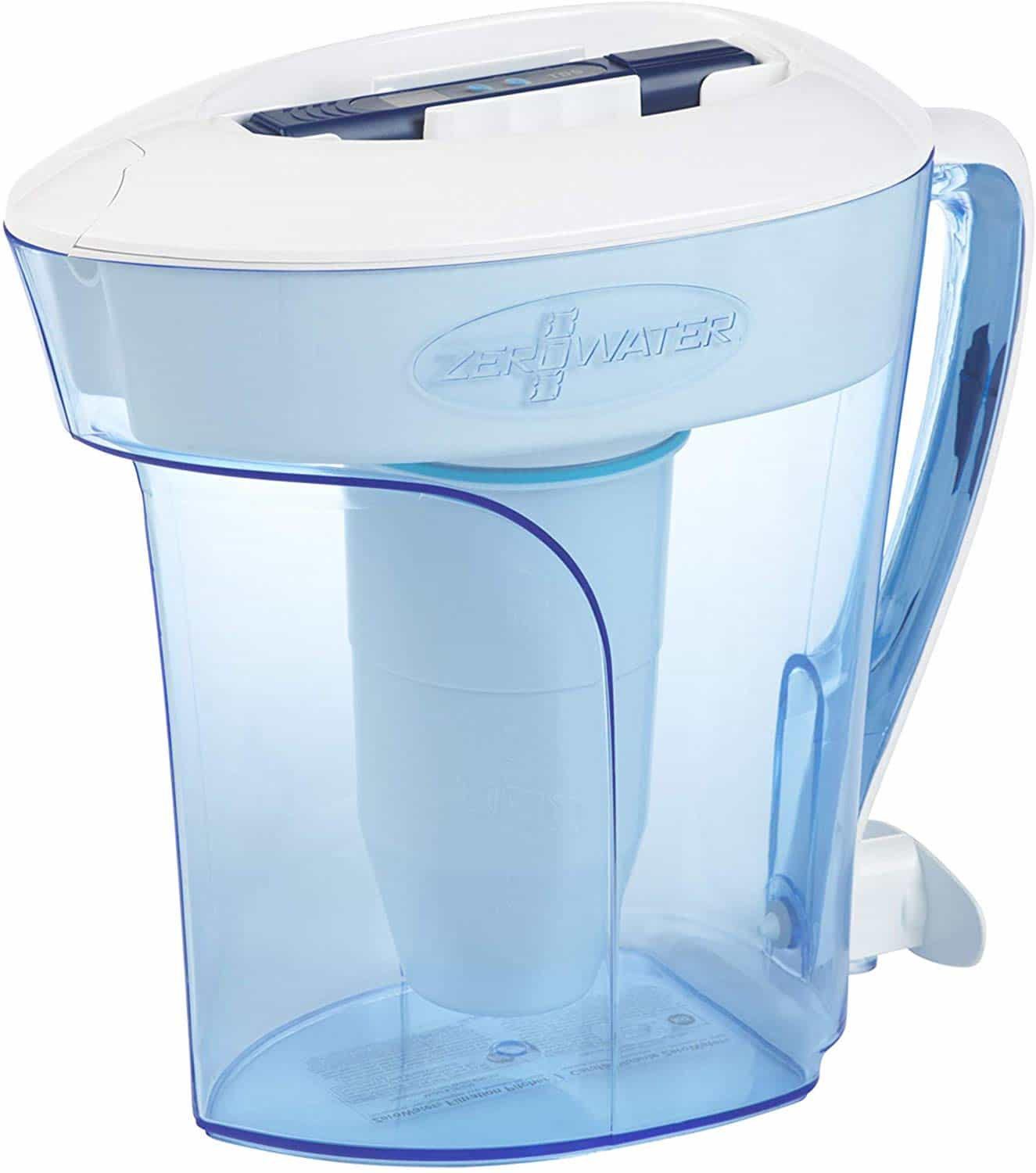 10-Cup Pitcher with 3 Replacement Filters