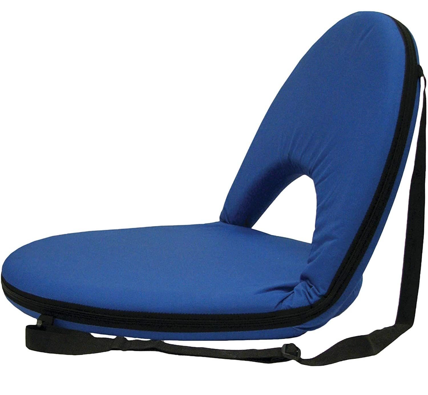 2.STANSPORT - Go Anywhere Multi-fold Comfy Padded Floor Chair With Back Support