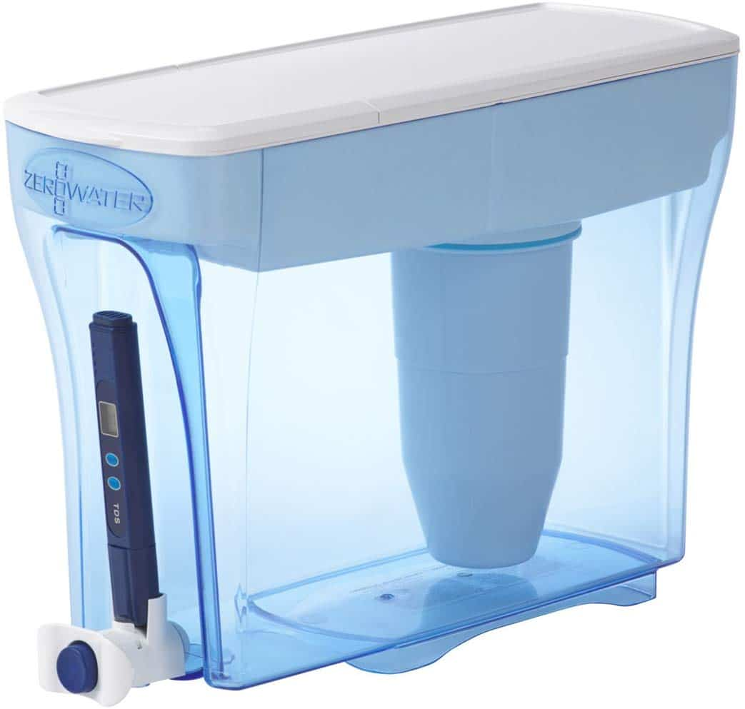 23 Cup Pitcher with Free Water Quality Meter