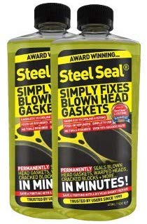 4. Steel Seal 2-pack Head Gasket Sealer