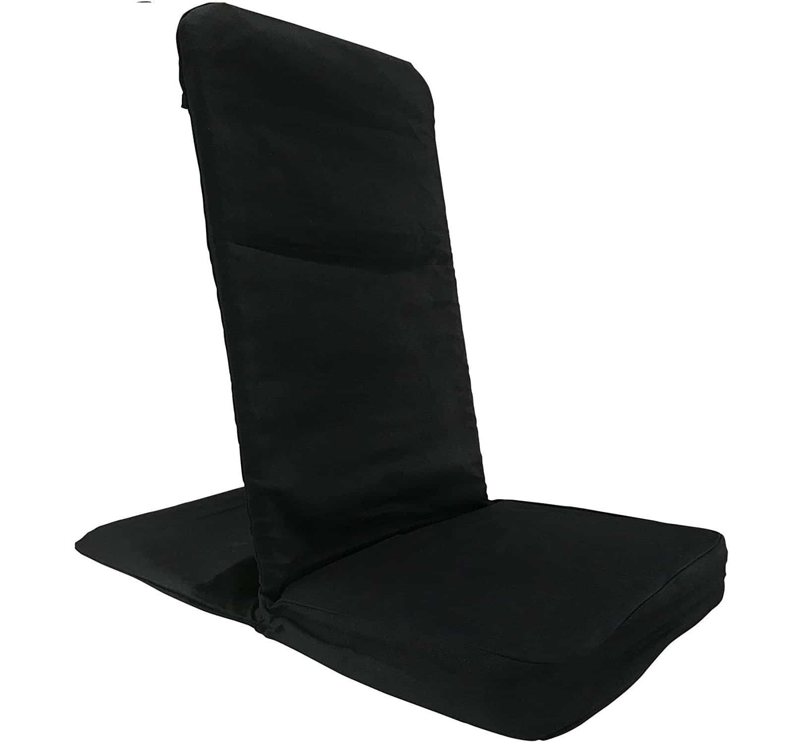 4.BackJack Floor Chair (Original BackJack Chairs) - Standard Size (Navy)