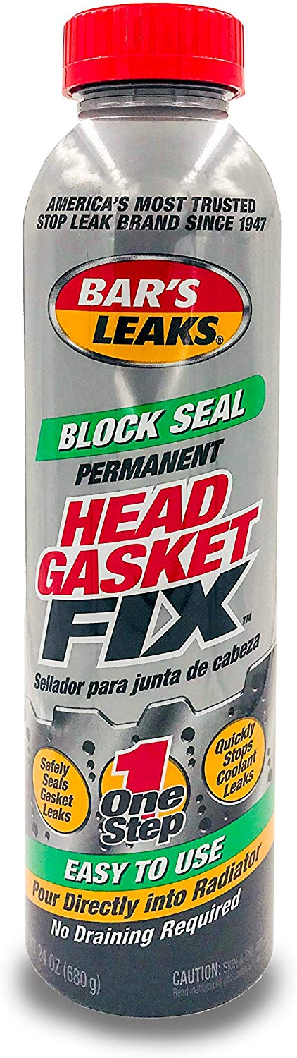 5. Bar's Leak 24 oz Head Gasket Sealer