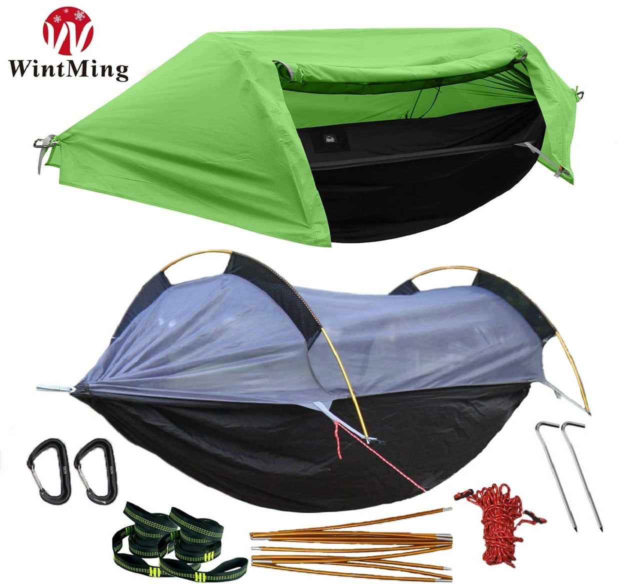 6.WintMing Patent Camping Hammock