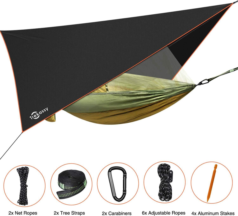 "9.Trekassy 118""x 78"" Portable Double Camping"